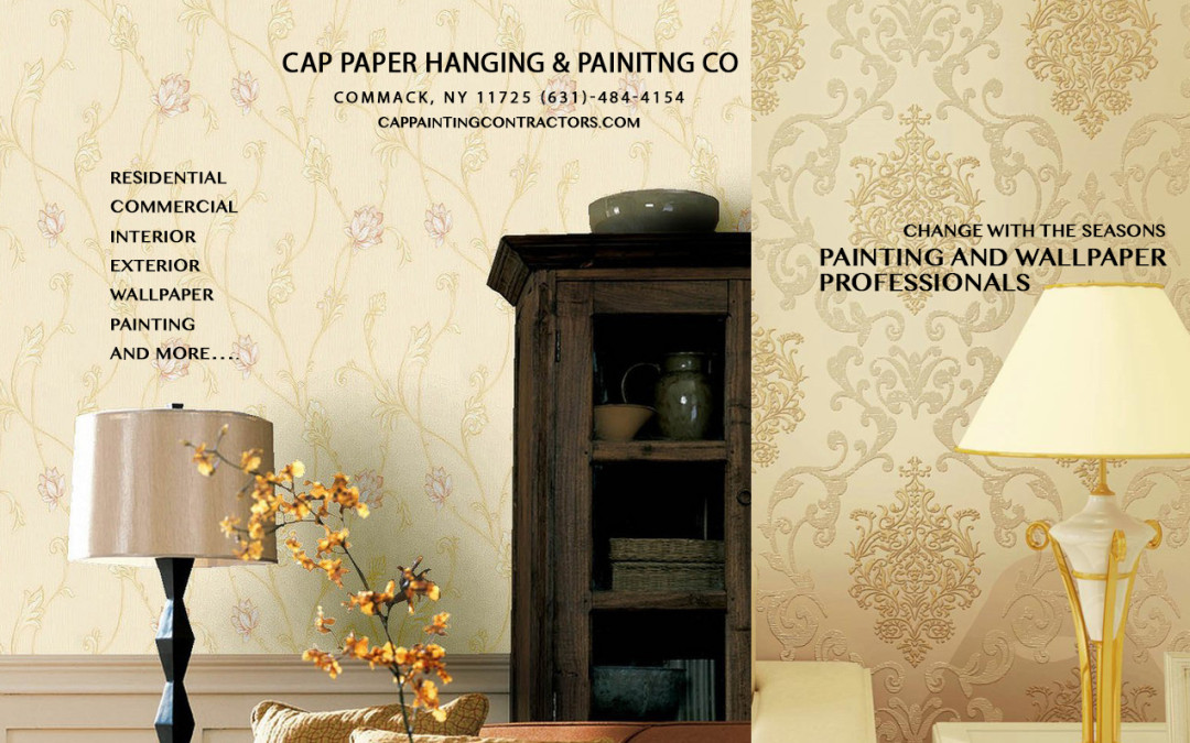 Wallpaper installers Long Island