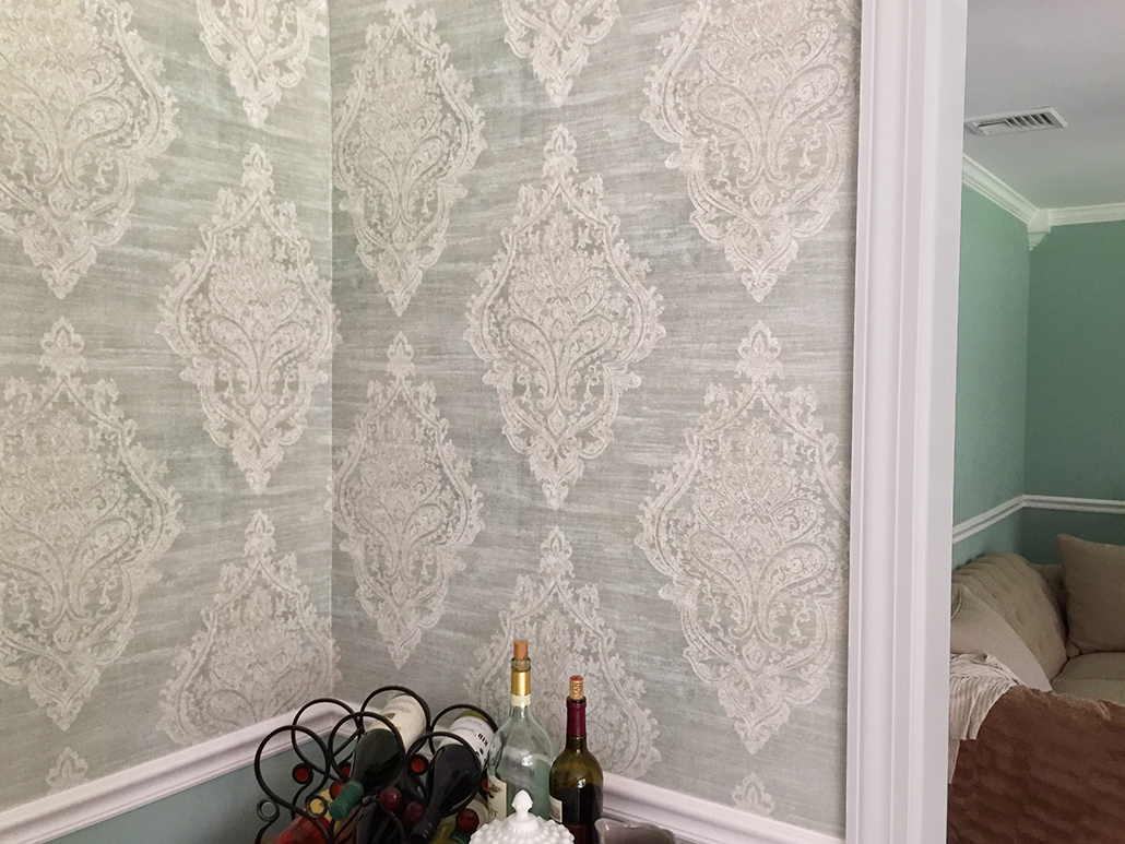 Wallpaper Installation Professionals Long Island and New York Ci